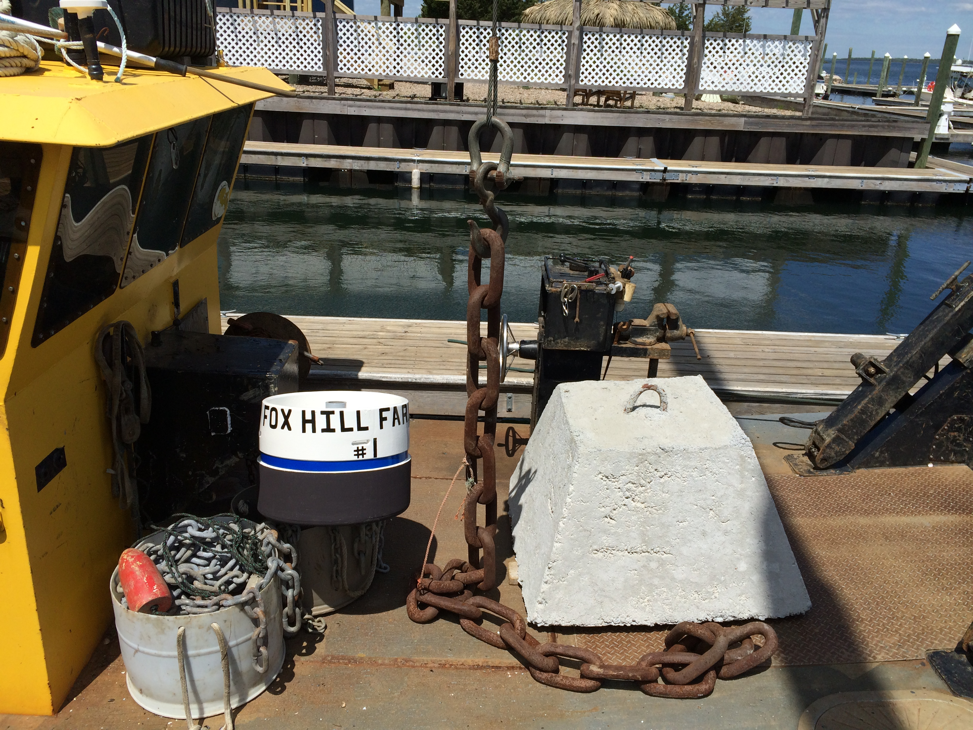 Mooring Installation, Inspections and Annual Service