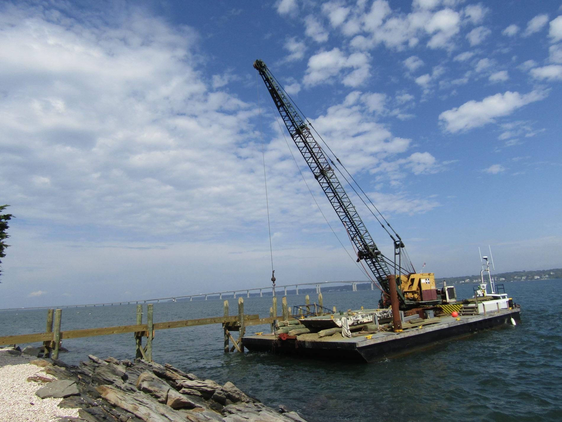 Rhode Island Marine Constructionthe Marina At Rhode Island